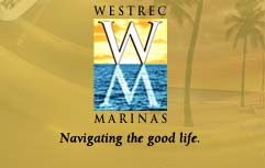 Westrec Marinas Logo ~ Navigating the Good Life
