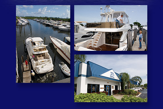 Harbour Towne Marina facilities